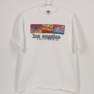 Vintage Los Angeles California Hollywood Shirt
